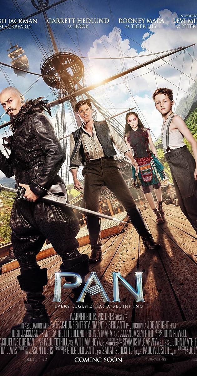 Pan (2015) - IMDb Rae Dawn Chong Poster