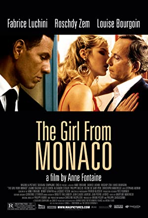 The Girl from Monaco poster