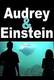 Audrey & Einstein Poster