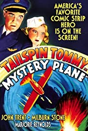 Mystery Plane Poster
