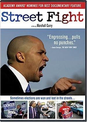 Street Fight film Poster