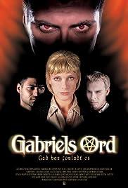 Gabriels ord Poster