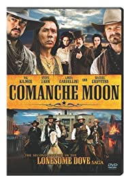 Comanche Moon Poster