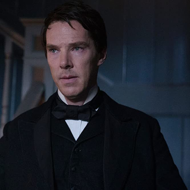 Benedict Cumberbatch in The Current War (2017)
