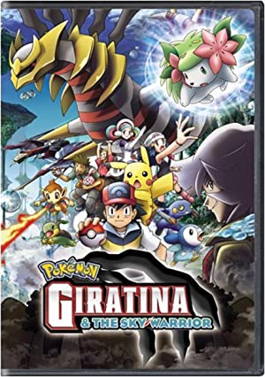 Giratina and the Sky Warrior (2008) Download on Vidmate