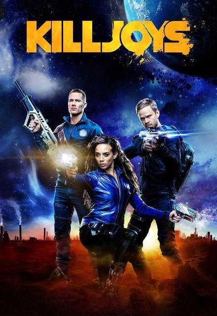 KillJoys Temporada 3 HD MEGA 720p Ingles Subtitulado