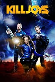 Killjoys Series poster