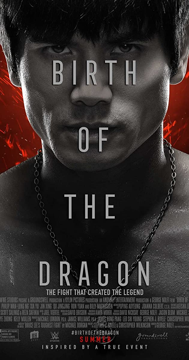 Drakono gimimas / Birth of the Dragon (2016) Online