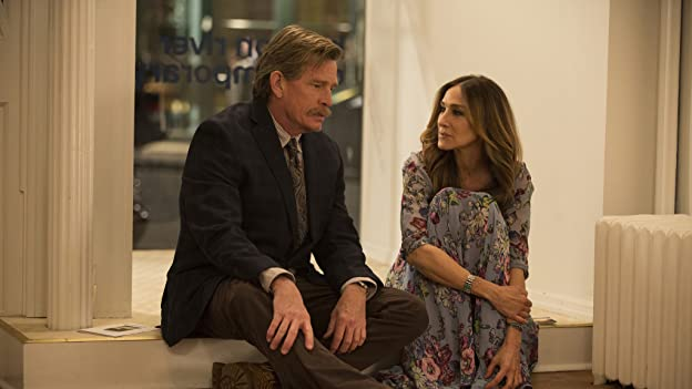 Sarah Jessica Parker and Thomas Haden Church in Divorce (2016)