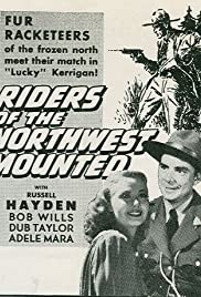 Riders of the Northwest Mounted Poster