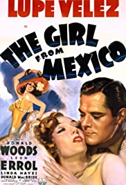 The Girl from Mexico (1939) Poster - Movie Forum, Cast, Reviews