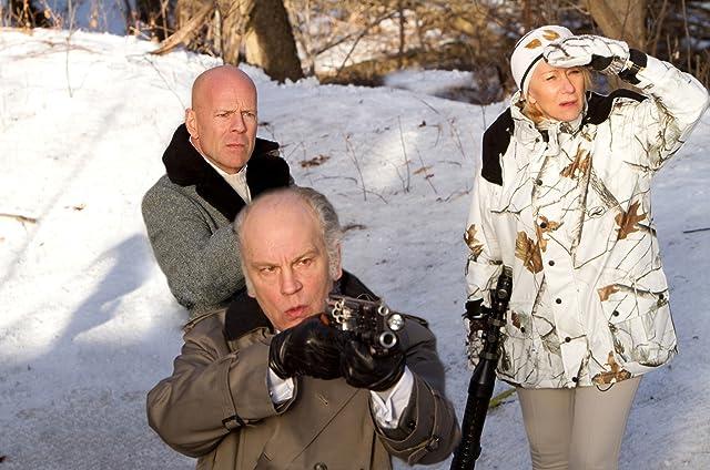 Bruce Willis, John Malkovich, and Helen Mirren in RED (2010)