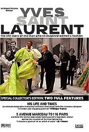 Yves Saint Laurent 5 avenue Marceau 75116 Paris Poster