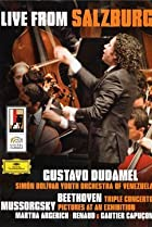 Image of Gustavo Dudamel: Live from Salzburg