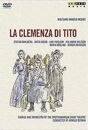 Mozart: La clemenza di Tito Poster