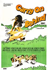 Carry on Behind(1975) Poster - Movie Forum, Cast, Reviews