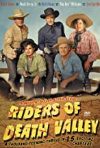 Primary image for Riders of Death Valley