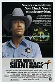 Silent Rage Poster