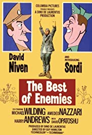 The Best of Enemies (1961) Poster - Movie Forum, Cast, Reviews