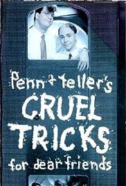 Cruel Tricks for Dear Friends Poster