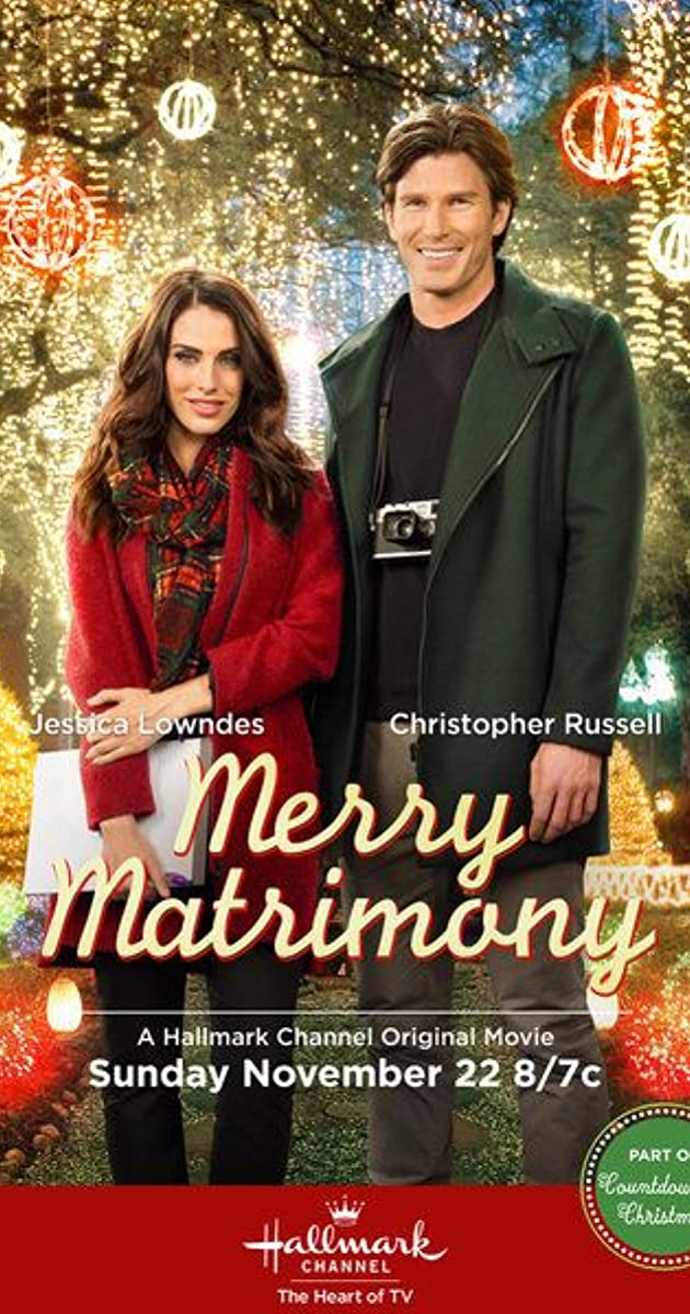Merry Matrimony (TV Movie 2015) - IMDb