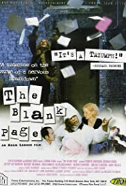 The Blank Page Poster