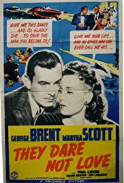 They Dare Not Love Poster