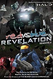 Red vs. Blue: Revelation Poster