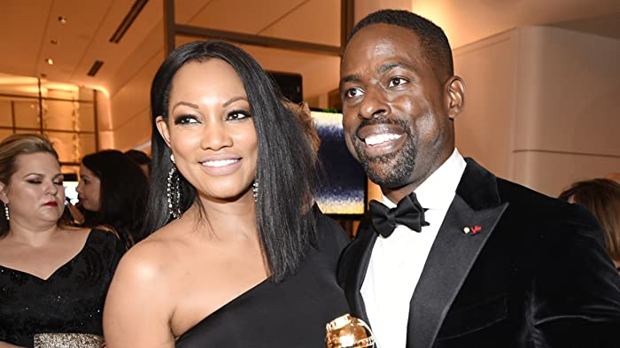 Stars Let Loose on the Golden Globes Red Carpet