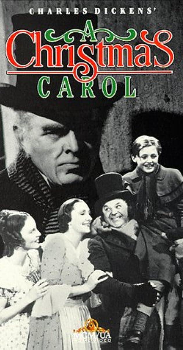 A Christmas Carol (1938) - IMDb