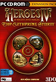 Heroes of Might and Magic IV: The Gathering Storm Poster