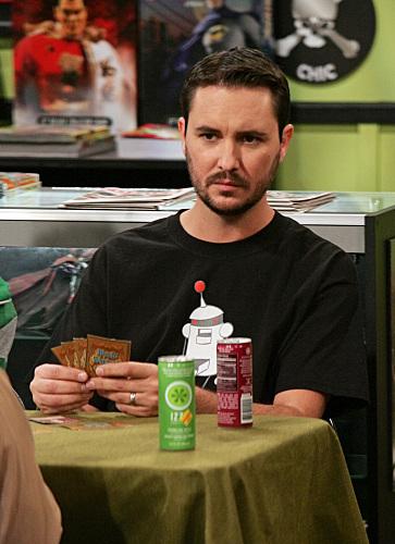 Wil Wheaton in The Big Bang Theory (2007)