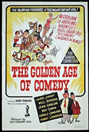 The Golden Age of Comedy(1957) Poster - Movie Forum, Cast, Reviews
