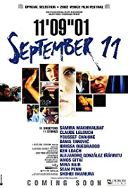 September 11 (2002) Poster - Movie Forum, Cast, Reviews