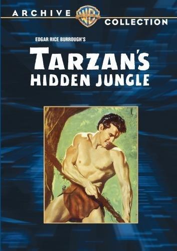Gordon Scott in Tarzan's Hidden Jungle (1955)
