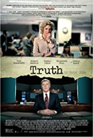 Truth (2015) Poster - Movie Forum, Cast, Reviews