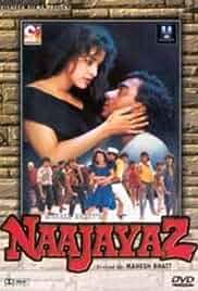 Naajayaz Poster