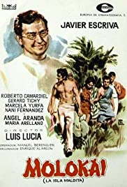 Molokai, la isla maldita Poster