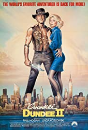 Crocodile Dundee II(1988) Poster - Movie Forum, Cast, Reviews