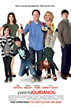 Parental Guidance (2012) Poster