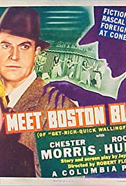 Meet Boston Blackie Poster