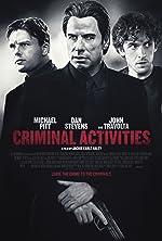 Criminal Activities(2015)
