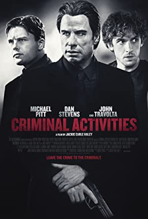 Criminal Activities (2015) Download on Vidmate
