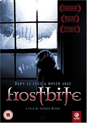 Frostbitten poster