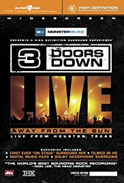 3 Doors Down: Away from the Sun, Live from Houston, Texas Poster
