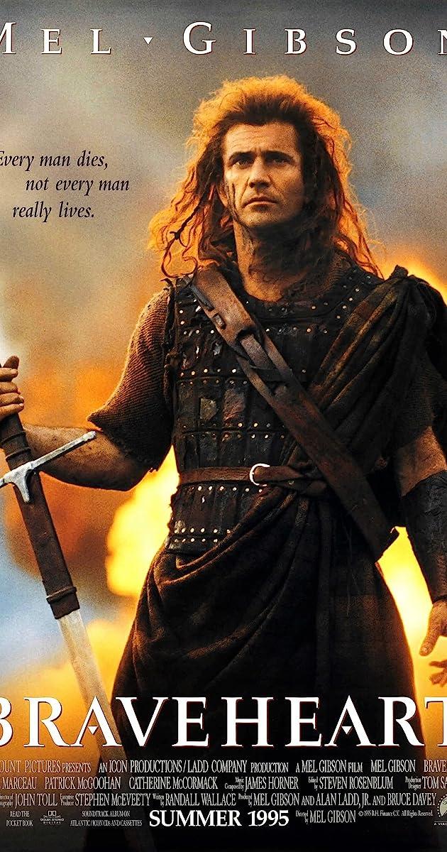 Braveheart (1995) - Movie - Dictio Community
