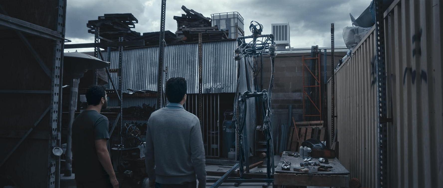 Awaken the Shadowman (2017), filme online subtitrat în Română