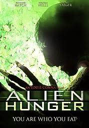 Alien Hunger poster