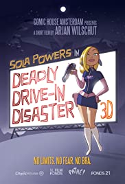 Deadly Drive-in Disaster Poster