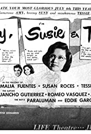 Amy, Susie & Tessie Poster